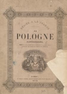 La Pologne historique, littéraire, monumentale et pittoresque, ou Précis historique [...]