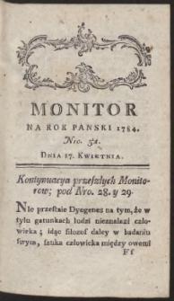 Monitor. R.1784 Nr 31