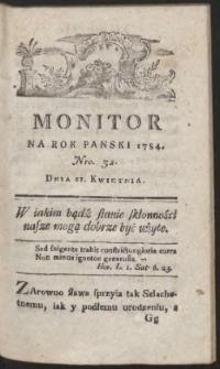 Monitor. R.1784 Nr 32