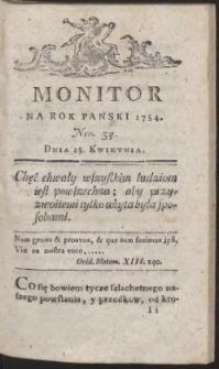 Monitor. R.1784 Nr 34