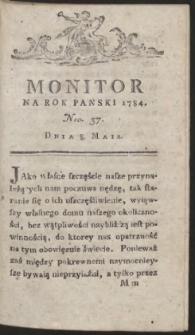 Monitor. R.1784 Nr 37