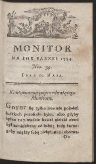 Monitor. R.1784 Nr 39