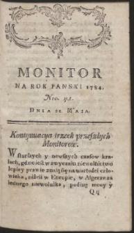 Monitor. R.1784 Nr 41