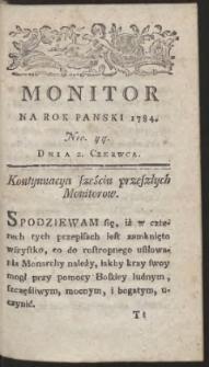 Monitor. R.1784 Nr 44