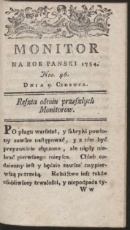 Monitor. R.1784 Nr 46
