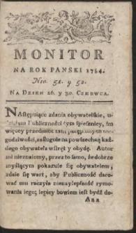 Monitor. R.1784 Nr 52