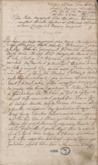 [Akta wójtowskie miasta Grodziska z lat 1770-1778]