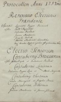 [Akta radzieckie miasta Grodziska 1757-1763]