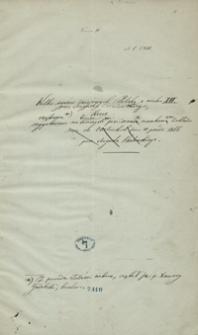 [Pisma Augusta Bielowskiego.] T. IV