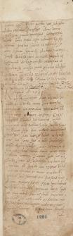 [Kopiariusz przywilejów, dekretów i różnych akt odnoszących się do dóbr rodziny Kmitów z lat 1397-1601]