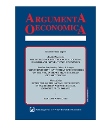 Long-term simulation model for a knowledge-based economy