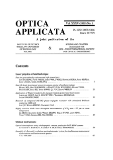 Application of Wigner transform for characterization of aberrated laser beams