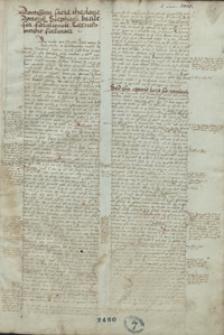 Formalitatum textus oraz Declarationes identitatum et distinctionum rerum [...]