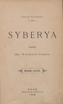 Syberya. - Wyd. 4