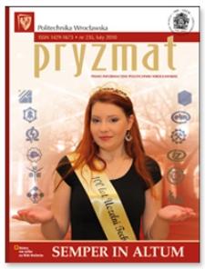 Pryzmat : Pismo Informacyjne Politechniki Wrocławskiej. Luty 2010, nr 235