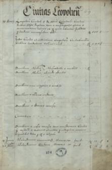 [Regestry podatkowe ziemi lwowskiej z lat 1569-1570]