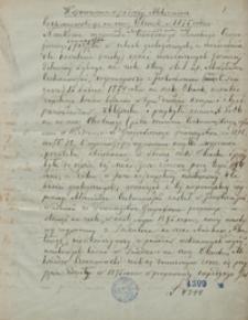 Wspomnienia o podróży Aleksandra Czekanowskiego na rzekę Olenek [na Syberii] w 1875