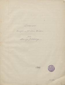 Derwisz : krotofila w 1 akcie wierszem