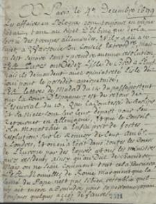 Gazetki pisane od r. 1699-1788