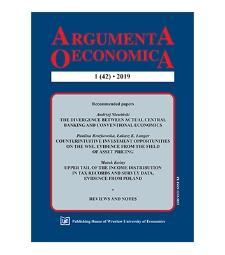Józef Dziechciarz (ed.): Econometrics. Ekonometria. Advances in applied data analysis. WUE 2018, vol. 22, no 3