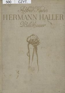Der Bildhauer Hermann Haller