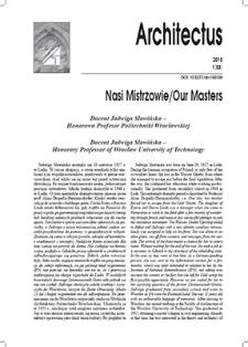 Docent Jadwiga Sławińska – Honorowa Profesor Politechniki Wrocławskiej