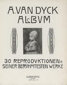 A. van Dyck Album : 30 Reproduktionen seiner berühmtesten Werke