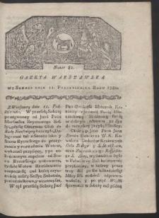 Gazeta Warszawska. R. 1780 Nr 82