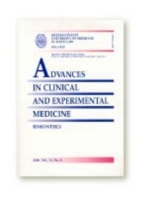 Advances in Clinical and Experimental Medicine, Vol. 20, 2011, nr 1