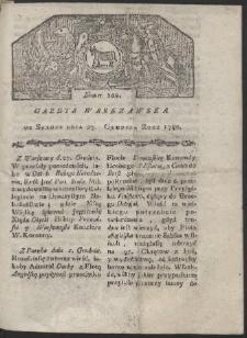 Gazeta Warszawska. R. 1780 Nr 104