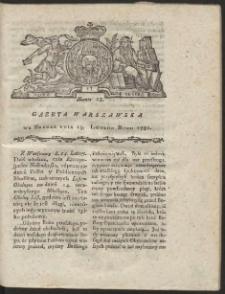 Gazeta Warszawska. R.1781 Nr 13