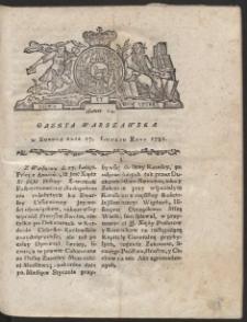 Gazeta Warszawska. R.1781 Nr 14