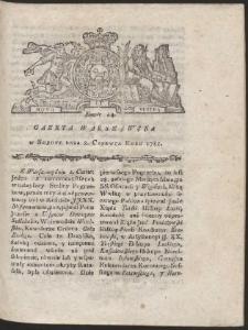 Gazeta Warszawska. R.1781 Nr 44