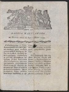 Gazeta Warszawska. R.1781 nr 55