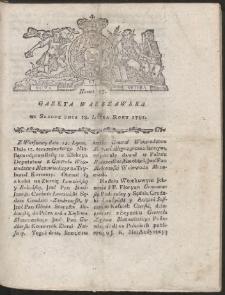Gazeta Warszawska. R.1781 Nr 57