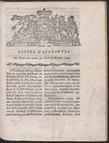 Gazeta Warszawska. R.1781 Nr 59