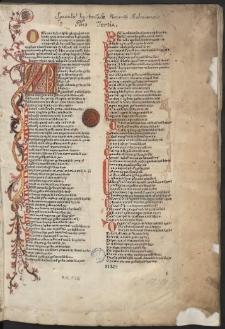 Speculum historiale. Ed. A. Pars 3–4