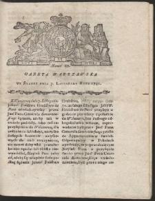 Gazeta Warszawska. R.1781 Nr 89