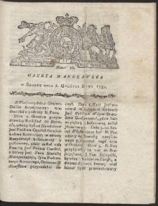 Gazeta Warszawska. R.1781 Nr 98