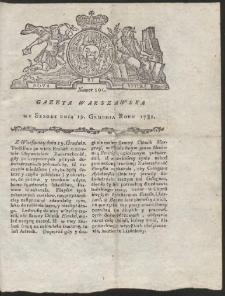 Gazeta Warszawska. R.1781 Nr 101