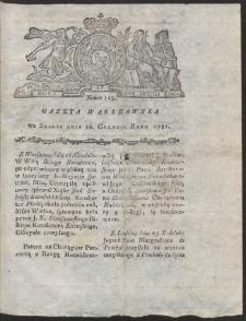 Gazeta Warszawska. R.1781 Nr 103