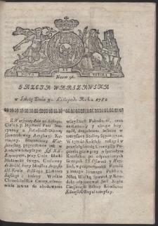 Gazeta Warszawska. R.1782 Nr 96