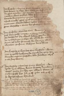 [Akta urzędu radzieckiego w Pilznie z lat 1432-1471]