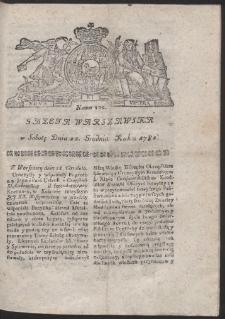 Gazeta Warszawska. R.1782 Nr 102