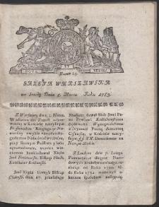 Gazeta Warszawska. R.1783 Nr 19