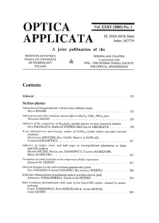 Applications of functionally graded materials in optoelectronic devices