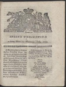 Gazeta Warszawska. R.1783 Nr 30