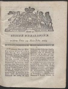 Gazeta Warszawska. R.1783 Nr 42
