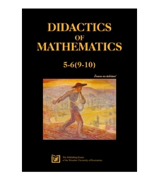 Spis treści [Didactics of Mathematics, 2009, Nr 5-6 (9-10)]
