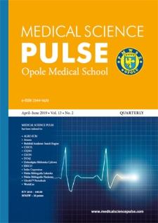 Medical Science Pulse. April-June 2019, Vol. 13, No. 2